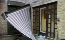 Domestic Shutter Repairs Preston