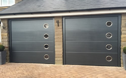 Garage Doors Installed Preston