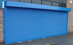 Roller Shutter Door Repairs Fulwood