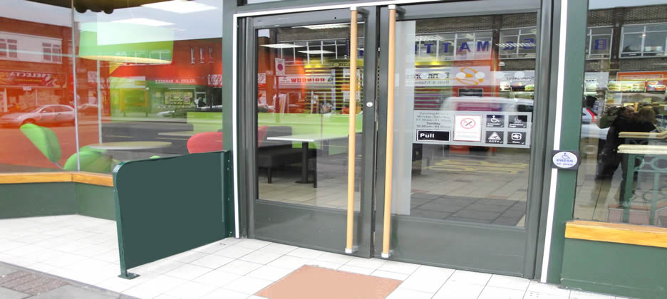 Assisted Automatic Doors Preston