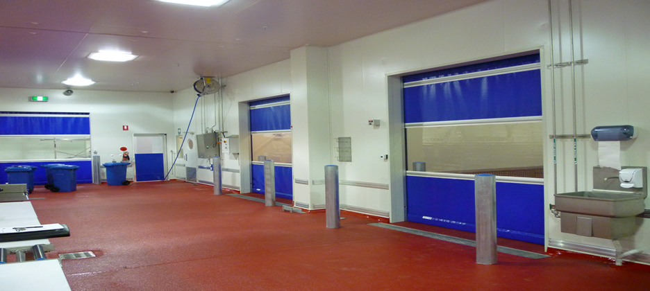 Industrial High Speed Doors Preston