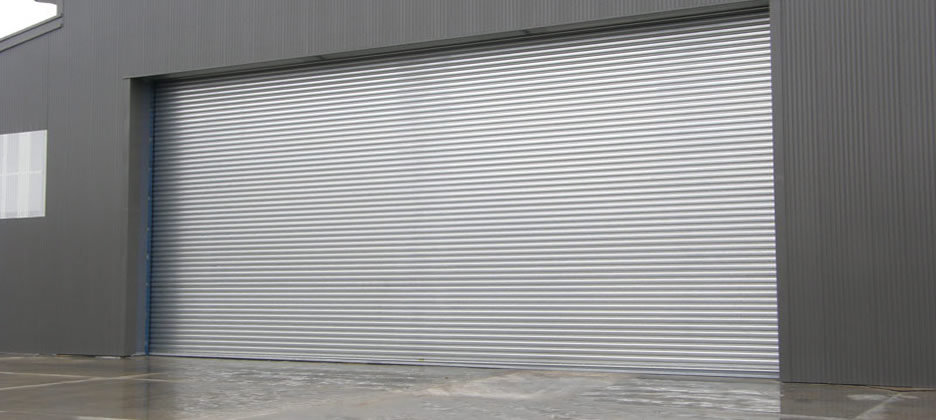 Steel Roller Doors Installed Preston