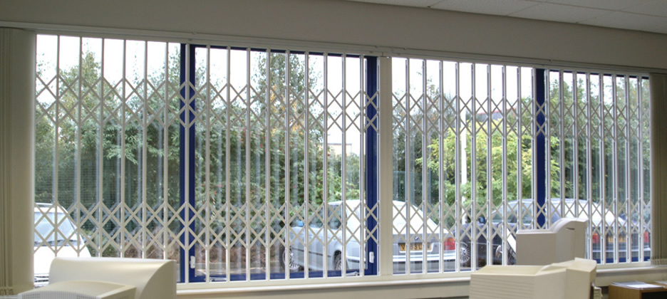 Window Security Grilles Preston