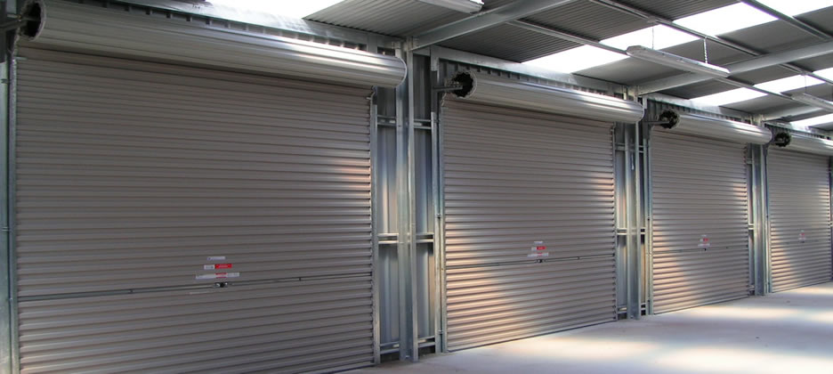 Steel Roller Doors Fulwood